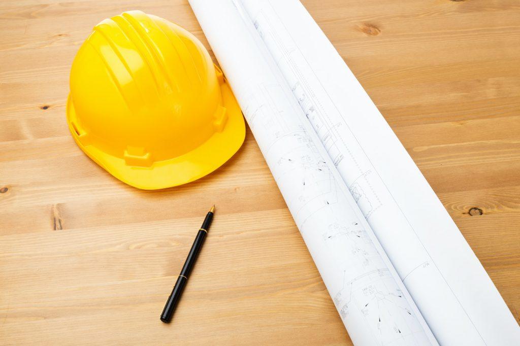 Säkerhetsutrustning för byggbranschen